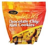 Pamela's Products - Simple Bites Gluten Free Mini Cookies Chocolate Chip - 7 oz.