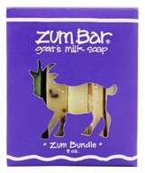 Indigo Wild - Zum Bar Goat's Milk Soap Zum Bundle Assorted - 9 oz.