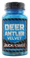 Natural Sport - BuckPower New Zealand Red Deer Antler Velvet 250 mg. - 60 Capsules