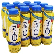 Drink Chia - Whole Omega-3 Superfood Drink Lemon Blueberry - 12 oz.