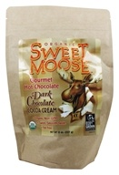 FunFresh Foods - Sweet Moose Gourmet Hot Chocolate Organic Cocoa Dark Chocolate Cocoa Cream - 8 oz.