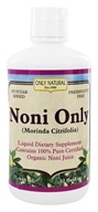 Only Natural - Organic Noni Only Juice - 32 oz.