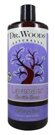 Dr. Woods - All Natural Eco-Friendly Castile Soap Soothing Lavender - 32 oz.