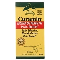 EuroPharma - Terry Naturally Curamin Extra Strength with BCM-95 - 120 Tablets
