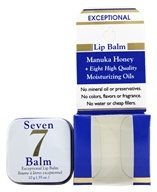 Seven 7 Cream - Lip Balm Fragrance Free - 0.35 oz.