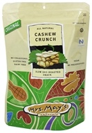 Mrs. May's Naturals - Slow Dry-Roasted Snack Cashew Crunch - 5 oz.