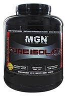 Muscle Gauge Nutrition - Pure Isolate Whey Protein Rocky Road - 5 lbs.