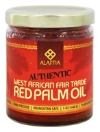Alaffia - Authentic West African Red Palm Oil - 5 oz.