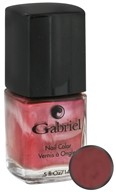 Gabriel Cosmetics Inc. - Nail Color Candied Chestnut - 0.5 oz. CLEARANCE PRICED