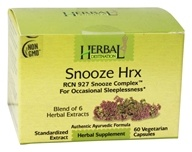 Herbal Destination - Snooze Hrx RCN 927 Snooze Complex 850 mg. - 60 Vegetarian Capsules CLEARANCE PRICED