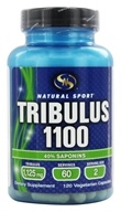 Natural Sport - Tribulus 1100 1125 mg. - 120 Vegetarian Capsules