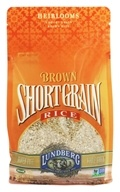 Lundberg - Short Grain Brown Rice - 32 oz.