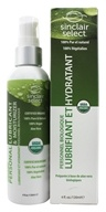 Sinclair Institute - Select Organic Personal Lubricant & Moisturizer - 4 oz.
