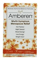 Amberen - Menopause Relief Promotes Hormonal Balance - 60 Capsules