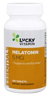LuckyVitamin - Melatonin 5 mg. - 100 Tablets