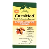 EuroPharma - Terry Naturally CuraMed with BCM-95 750 mg. - 30 Softgels
