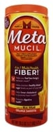 Metamucil - MultiHealth Fiber Orange Smooth - 20.3 oz.