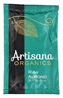 Artisana - 100% Organic Raw Almond Butter Squeeze Pack - 1.06 oz.