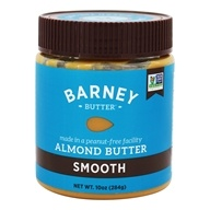 Barney Butter - All Natural Almond Butter Smooth - 10 oz.