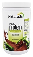 Naturade - Pea Protein Powder Chocolate - 16.5 oz.
