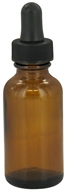 Wyndmere Naturals - Amber Glass Bottle with Dropper - 1 oz.