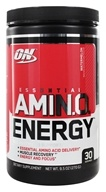 Optimum Nutrition - Essential AmiN.O. Energy Watermelon 30 Servings - 9.5 oz.