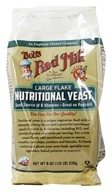 Bob's Red Mill - Gluten Free Large Flake Nutritional Food Yeast - 8 oz.
