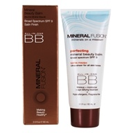 Mineral Fusion - BB Creme All-In-One Mineral Beauty Balm Perfecting Satin Finish 9 SPF - 2 oz.