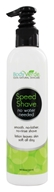 BodyVerde - Speed Shave No Water Needed - 8 oz.