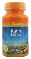Thompson - Rutin Natural Bioflavonoid 500 mg. - 60 Tablets