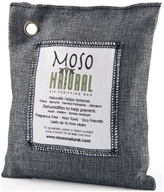 Moso Natural - Air Purifying Bag Fragrance Free Charcoal - 200 Grams