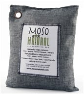 Moso Natural - Air Purifying Bag Fragrance Free Charcoal - 500 Grams
