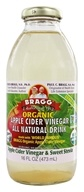Bragg - Organic Apple Cider Vinegar All Natural Drink Vinegar & Sweet Stevia - 16 oz.