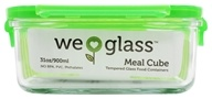 Wean Green - Glass Meal Cube Pea - 31 oz.