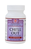 OHCO - Chi'll Out Sleep Aid - 60 Capsules