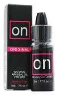 Sensuva - ON Natural Arousal Oil For Her Menthol-Free - 0.17 oz.