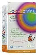 Volo Vitamins - VoloKids Daily Multivitamin Orange Flavor - 30 Stick(s) CLEARANCE PRICED