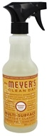 Mrs. Meyer's - Clean Day Multi-Surface Everyday Cleaner Orange Clove - 16 oz.