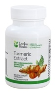 LuckyVitamin - Turmeric Standardized Extract - 60 Vegetarian Capsules