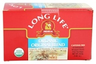 Long Life Teas - Organic Original Herbal Blend - 18 Tea Bags