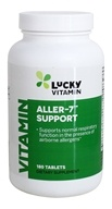 LuckyVitamin - Aller-7 Support - 180 Tablets