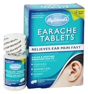Hylands - Earache Relief - 40 Tablet(s)