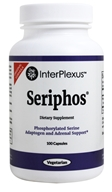 InterPlexus - Seriphos Phosphorylated Serine Adaptogen and Adrenal Support - 100 Capsules