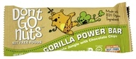 Don't Go Nuts - Gorilla Power Bar Granola Jungle with Chocolate Chips - 1.58 oz.