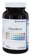 Metagenics - PhytoMulti without Iron - 120 Tablet(s)