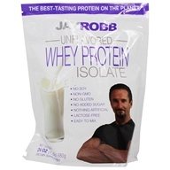Jay Robb - Whey Protein Isolate Unflavored - 24 oz.