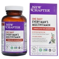 New Chapter - Every Man's One Daily - 96 Tablets