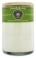 Terra Essential Scents - Massage & Aromatherapy Soy Candle Citronella Fly Away - 12 oz.