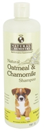 Natural Chemistry - Natural Oatmeal & Chamomile Shampoo For Dogs - 16.9 oz.