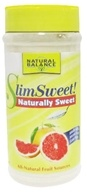 Natural Balance - SlimSweet Natural Sweetener - 1 lb. (Formerly Trimedica)